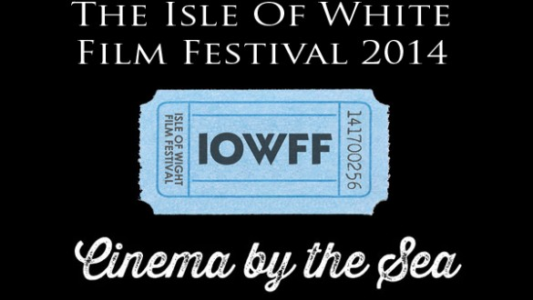 isle of white poster